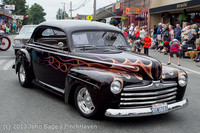 19007 Tom Stewart Car Parade and Show 2013 072113