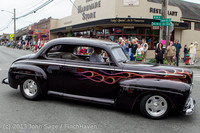 19009 Tom Stewart Car Parade and Show 2013 072113