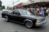 19011 Tom Stewart Car Parade and Show 2013 072113
