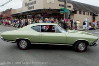 19016 Tom Stewart Car Parade and Show 2013 072113