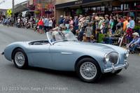 19023 Tom Stewart Car Parade and Show 2013 072113