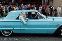 19028 Tom Stewart Car Parade and Show 2013 072113
