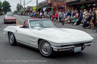 19040 Tom Stewart Car Parade and Show 2013 072113