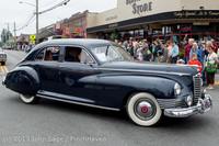 19051 Tom Stewart Car Parade and Show 2013 072113