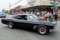 19056 Tom Stewart Car Parade and Show 2013 072113
