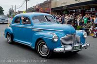 19060 Tom Stewart Car Parade and Show 2013 072113