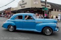 19062 Tom Stewart Car Parade and Show 2013 072113