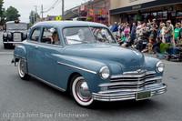 19064 Tom Stewart Car Parade and Show 2013 072113