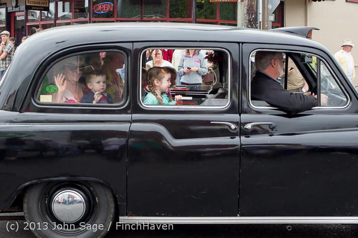 19072 Tom Stewart Car Parade and Show 2013 072113