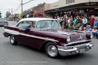 19076 Tom Stewart Car Parade and Show 2013 072113