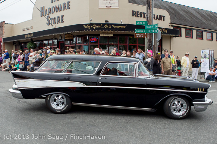 19083 Tom Stewart Car Parade and Show 2013 072113
