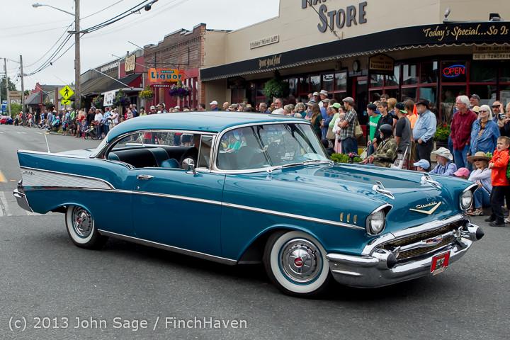 19086 Tom Stewart Car Parade and Show 2013 072113