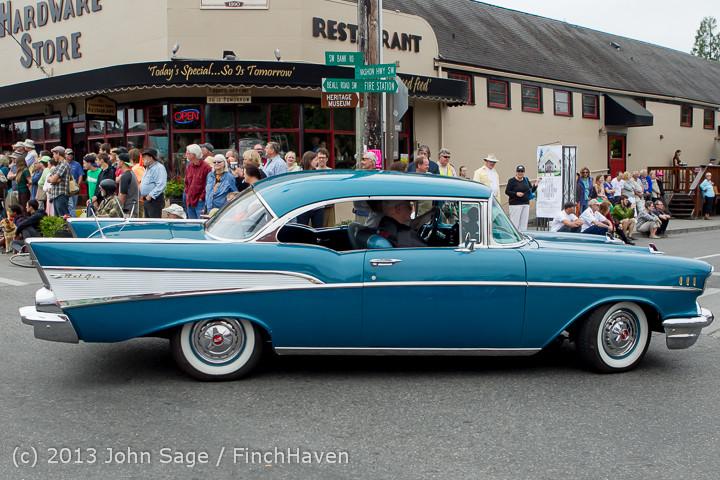 19088 Tom Stewart Car Parade and Show 2013 072113