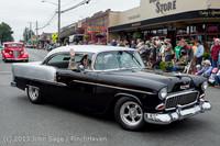19093 Tom Stewart Car Parade and Show 2013 072113