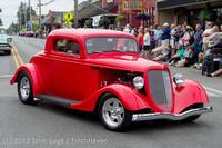 19098 Tom Stewart Car Parade and Show 2013 072113