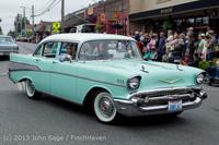 19104 Tom Stewart Car Parade and Show 2013 072113