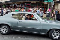 19122 Tom Stewart Car Parade and Show 2013 072113