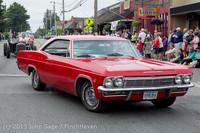 19125 Tom Stewart Car Parade and Show 2013 072113