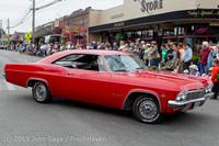 19127 Tom Stewart Car Parade and Show 2013 072113