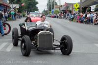 19130 Tom Stewart Car Parade and Show 2013 072113