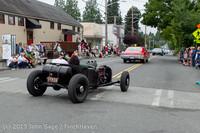 19135 Tom Stewart Car Parade and Show 2013 072113