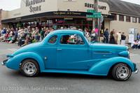 19146 Tom Stewart Car Parade and Show 2013 072113
