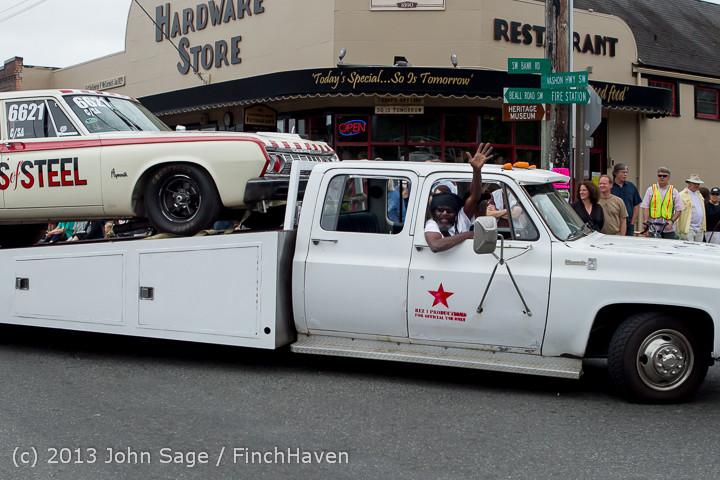 19159 Tom Stewart Car Parade and Show 2013 072113