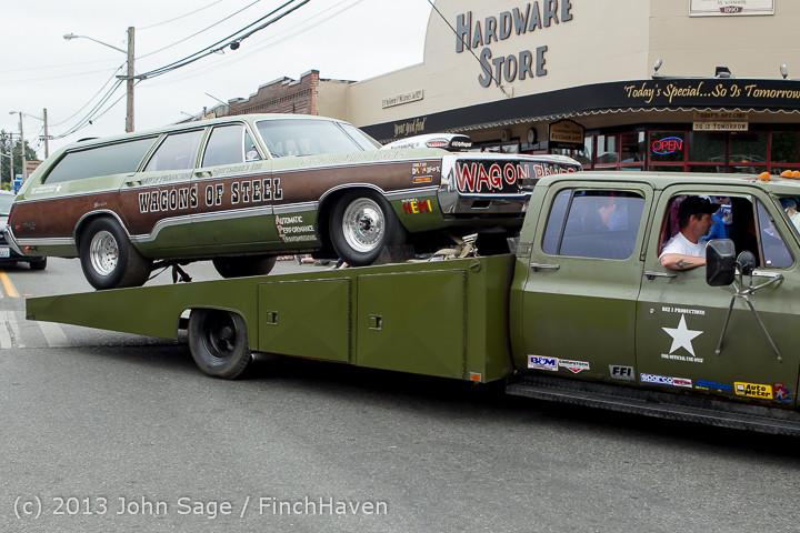 19168 Tom Stewart Car Parade and Show 2013 072113