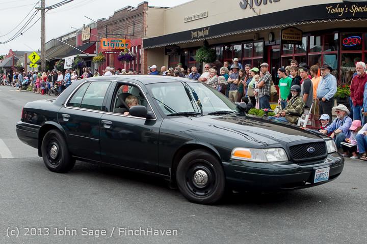 19174 Tom Stewart Car Parade and Show 2013 072113
