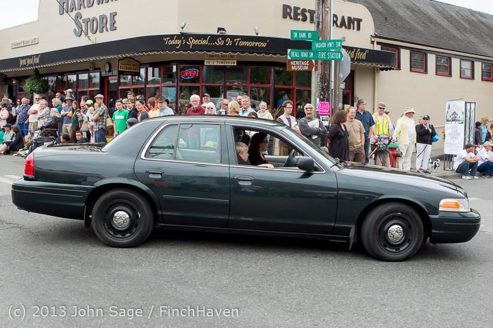 19176 Tom Stewart Car Parade and Show 2013 072113