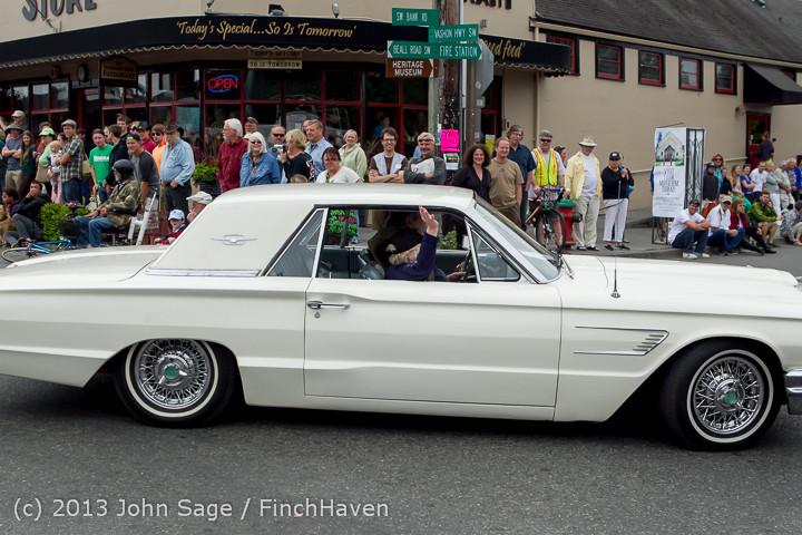 19186 Tom Stewart Car Parade and Show 2013 072113