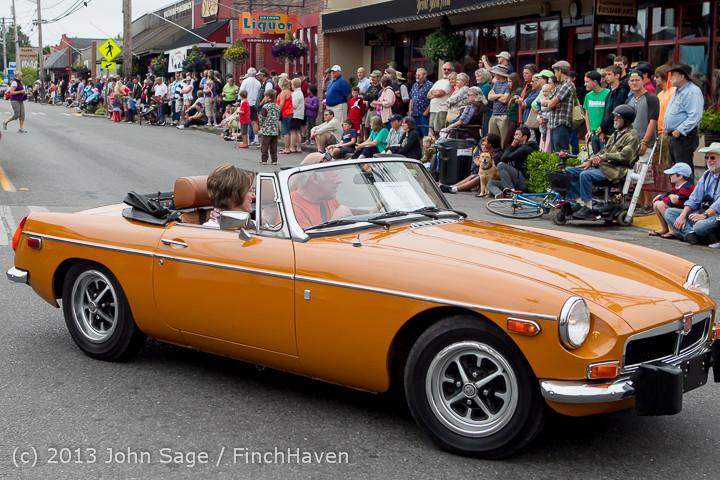 19190 Tom Stewart Car Parade and Show 2013 072113