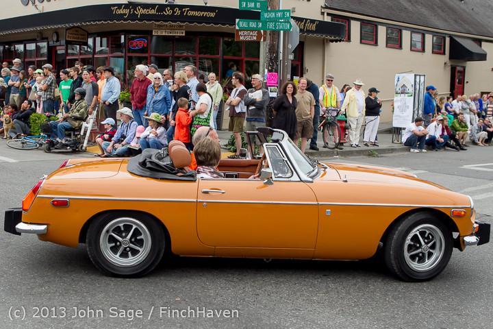 19192 Tom Stewart Car Parade and Show 2013 072113