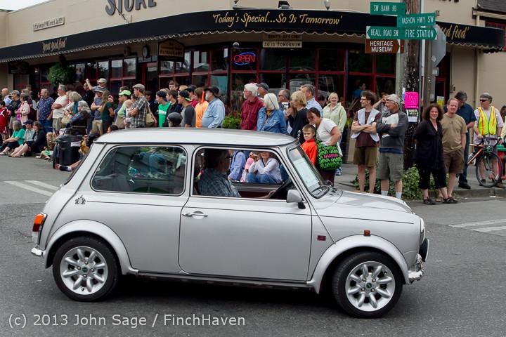 19203 Tom Stewart Car Parade and Show 2013 072113