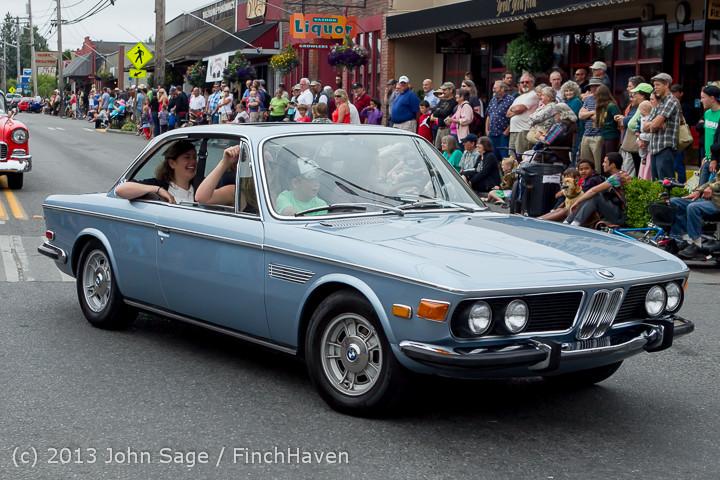 19217 Tom Stewart Car Parade and Show 2013 072113