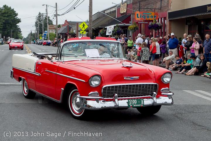 19223 Tom Stewart Car Parade and Show 2013 072113