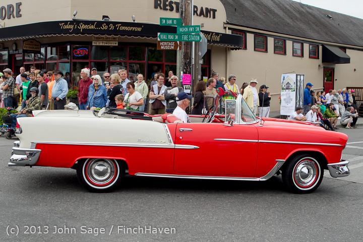 19227 Tom Stewart Car Parade and Show 2013 072113
