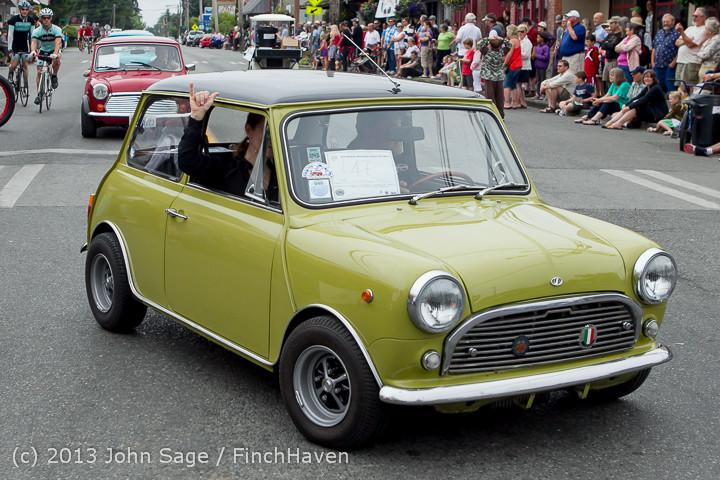 19248 Tom Stewart Car Parade and Show 2013 072113
