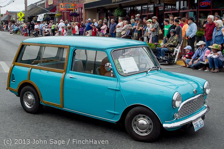 19257 Tom Stewart Car Parade and Show 2013 072113
