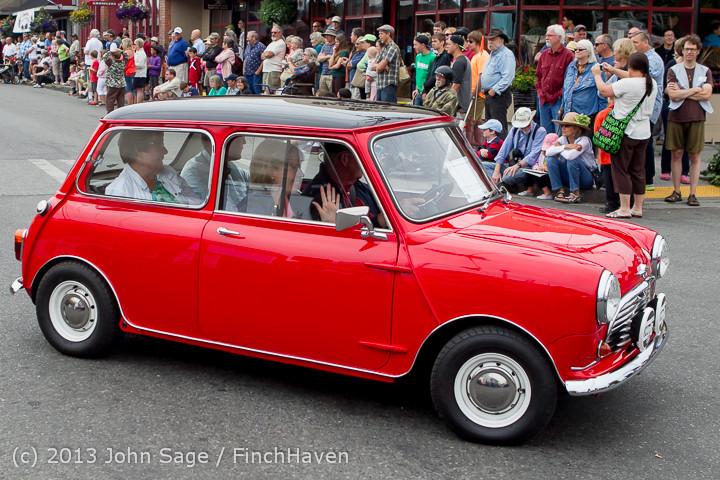 19261 Tom Stewart Car Parade and Show 2013 072113