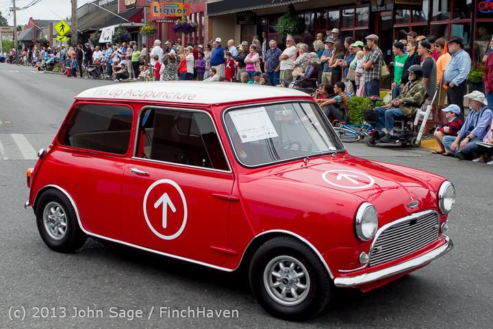 19263 Tom Stewart Car Parade and Show 2013 072113