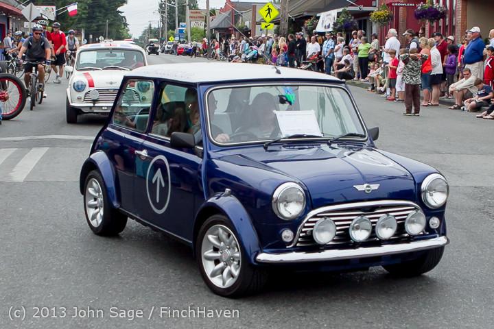 19266 Tom Stewart Car Parade and Show 2013 072113