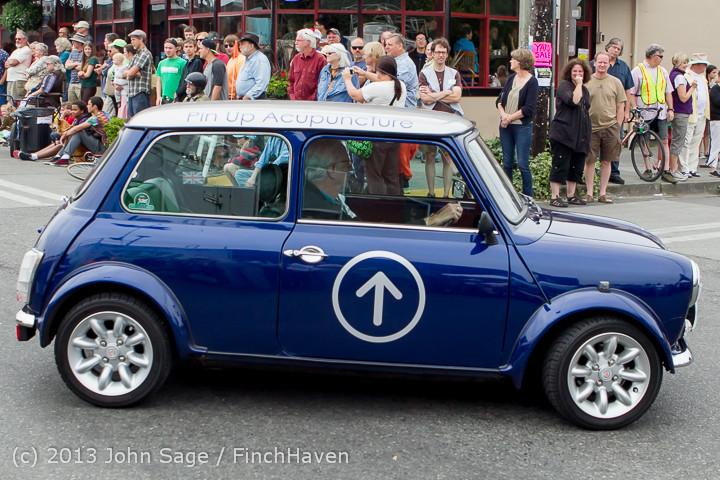 19268 Tom Stewart Car Parade and Show 2013 072113