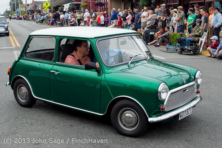 19276 Tom Stewart Car Parade and Show 2013 072113