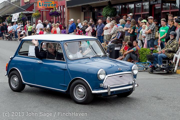 19278 Tom Stewart Car Parade and Show 2013 072113