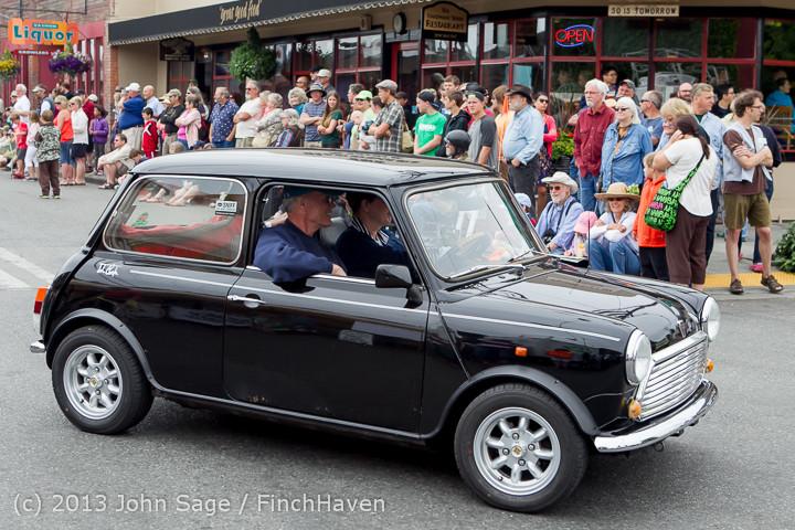 19282 Tom Stewart Car Parade and Show 2013 072113
