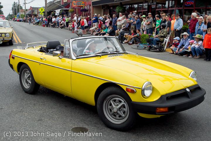 19291 Tom Stewart Car Parade and Show 2013 072113