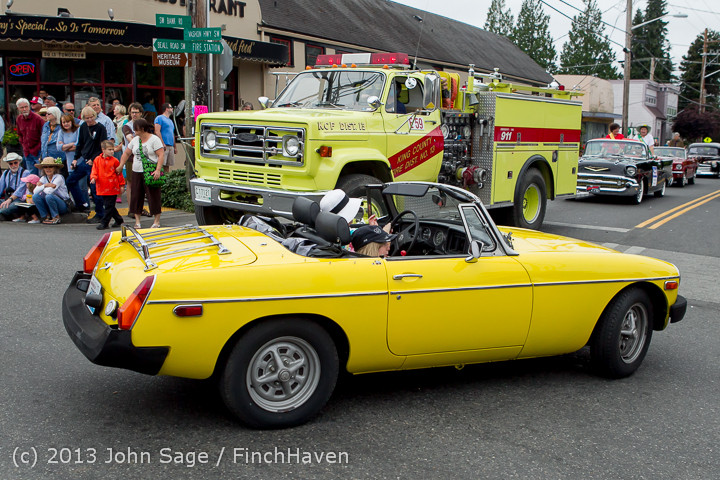 19293 Tom Stewart Car Parade and Show 2013 072113