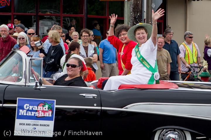 19313 Tom Stewart Car Parade and Show 2013 072113