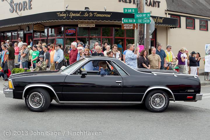 19330 Tom Stewart Car Parade and Show 2013 072113